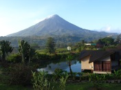 Volcano Arenal at its best!